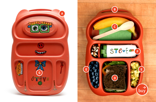 GoodByn Lunch Box